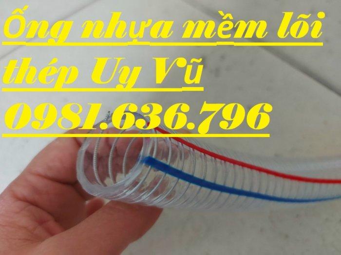 Sỉ lẻ các loại ống công nghiệp, ống nhựa mềm lõi thép, ống cao su bố vải, ống hút bụi gân nhựa ,...21