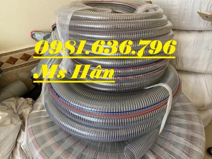 Sỉ lẻ các loại ống công nghiệp, ống nhựa mềm lõi thép, ống cao su bố vải, ống hút bụi gân nhựa ,...20