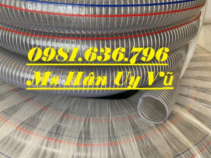Sỉ lẻ các loại ống công nghiệp, ống nhựa mềm lõi thép, ống cao su bố vải, ống hút bụi gân nhựa ,...16