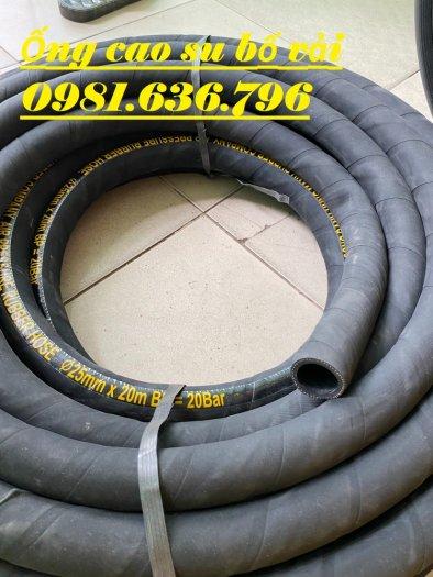 Sỉ lẻ các loại ống công nghiệp, ống nhựa mềm lõi thép, ống cao su bố vải, ống hút bụi gân nhựa ,...15