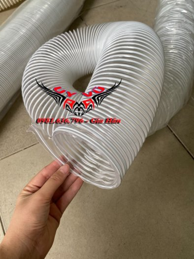 Sỉ lẻ các loại ống công nghiệp, ống nhựa mềm lõi thép, ống cao su bố vải, ống hút bụi gân nhựa ,...9