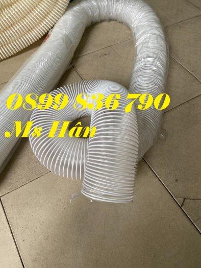 Sỉ lẻ các loại ống công nghiệp, ống nhựa mềm lõi thép, ống cao su bố vải, ống hút bụi gân nhựa ,...8
