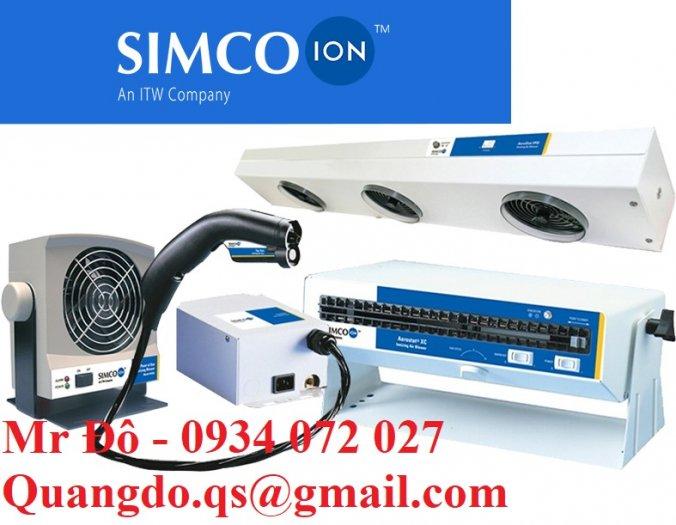 Nhà phân phối Simco-Ion thiết bị kiểm soát tĩnh điện2