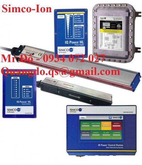 Nhà phân phối Simco-Ion thiết bị kiểm soát tĩnh điện1