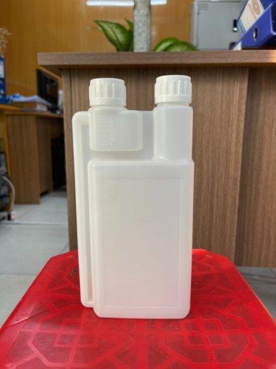 Chai nhựa đựng phân bón, Chai nhựa đựng thuốc trừ sâu1