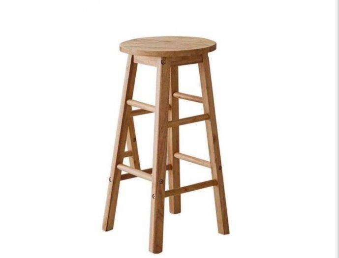 Ghế quầy bar quầy bếp gỗ0