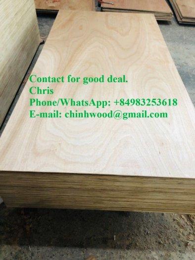 Ván gỗ dán 9mm, 10mm, 18mm1
