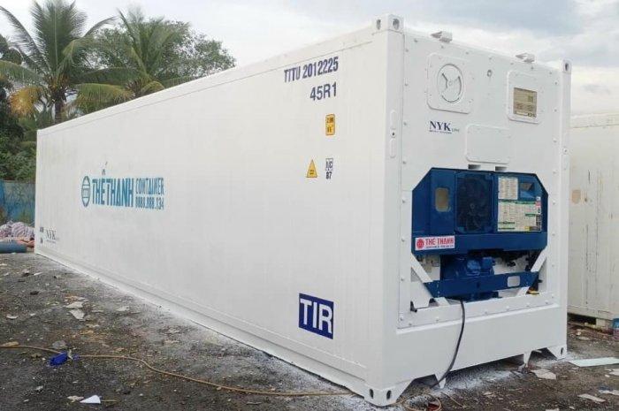 Container lạnh tủ đông loại lớn1