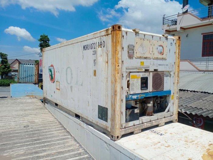 Container lạnh tủ đông loại lớn0
