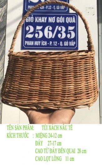 Giỏ Mây Tế Để Cẳm Hoa Giá Sỉ Tại Thành Phố Hồ Chí Minh1