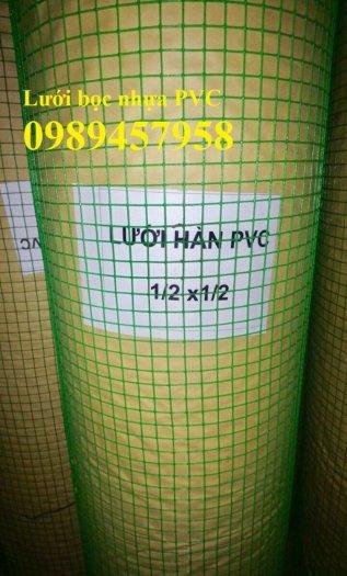 Lưới thép dây 1ly ô 10x10, 20x20, Lưới hàn bọc nhựa, Lưới hàn mạ kẽm15