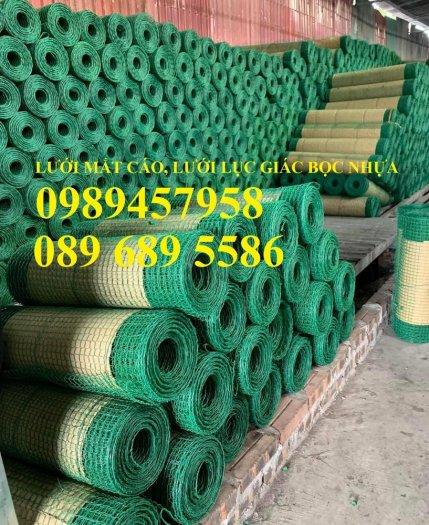 Lưới thép dây 1ly ô 10x10, 20x20, Lưới hàn bọc nhựa, Lưới hàn mạ kẽm5