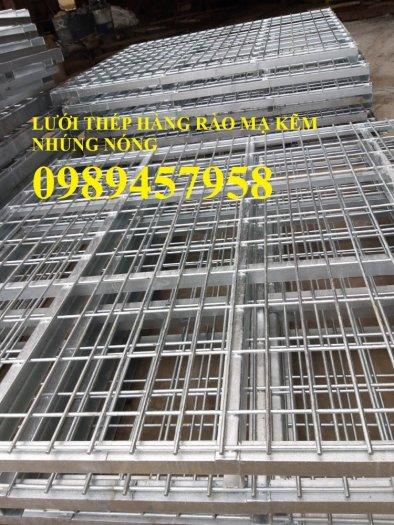 Lưới thép hàng rào mạ kẽm phi 5 50x200, Hàng rào phi 6 ô 50x20011
