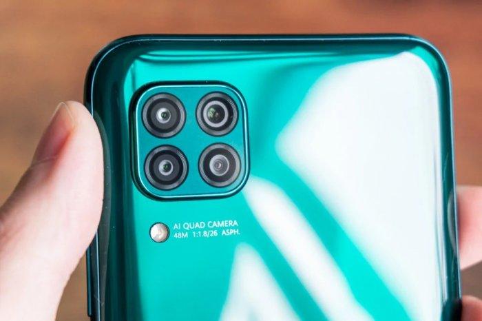 Điện thoại Huawei P40 Lite4