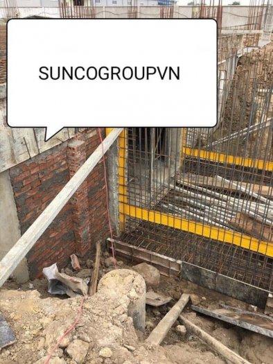 Bạn nên dùng băng cản nước pvc v15-O15-cuộn 20m cho nền móng xây dựng4