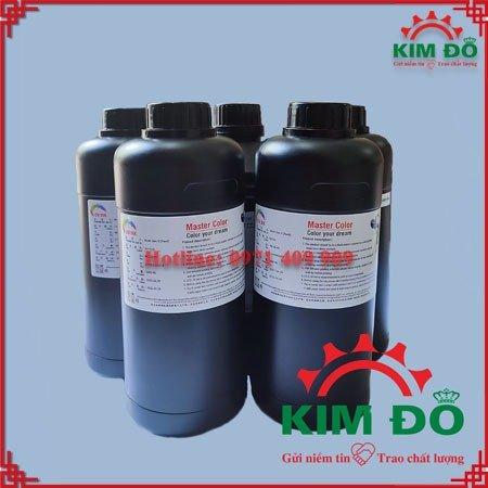 Mực in UV Led Công nghiệp  cho đầu phun Ricoh, Seiko, Toshiba1
