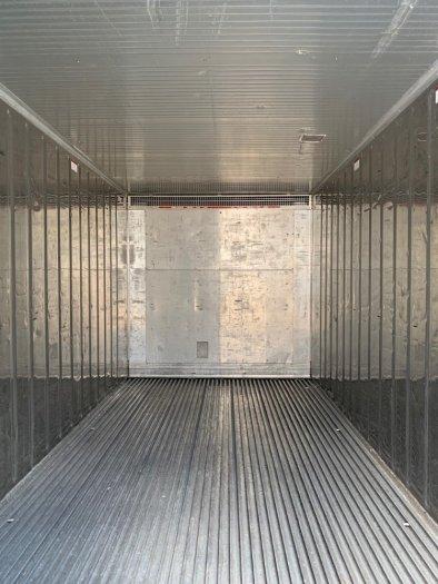 Thùng container lạnh 20feet hàng Nhật0