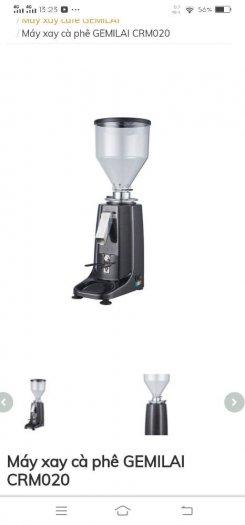Bán Combo Bộ máy pha cà phê + máy xay crm200