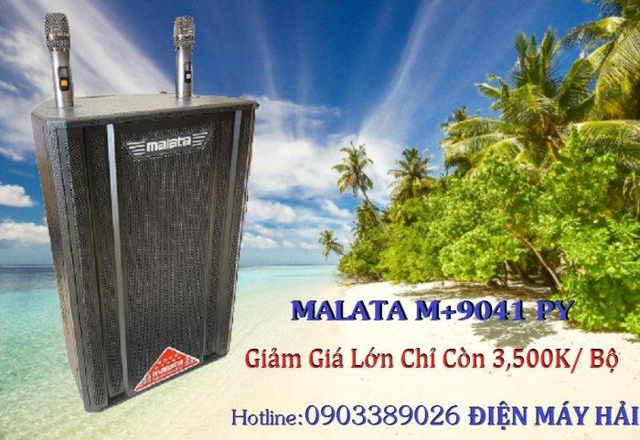 Loa kéo Malata M+9041 PY giảm giá lớn tại Điện Máy Hải3