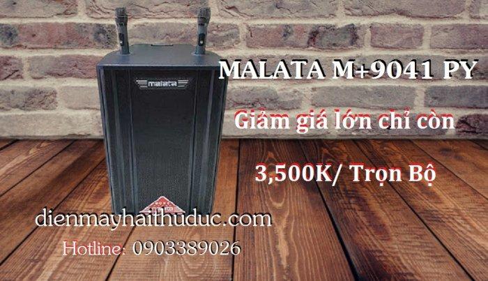Loa kéo Malata M+9041 PY giảm giá lớn tại Điện Máy Hải2