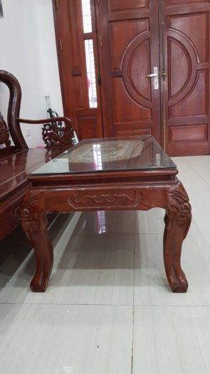 Bộ bàn ghế gỗ Lim Nam Phi3