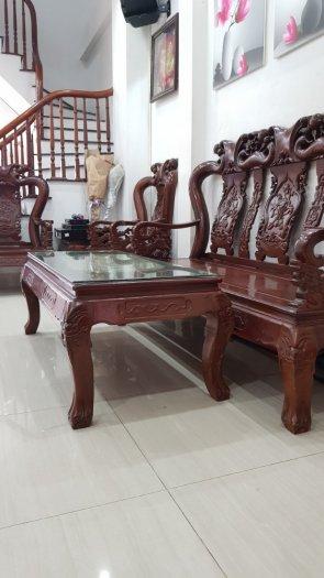 Bộ bàn ghế gỗ Lim Nam Phi2