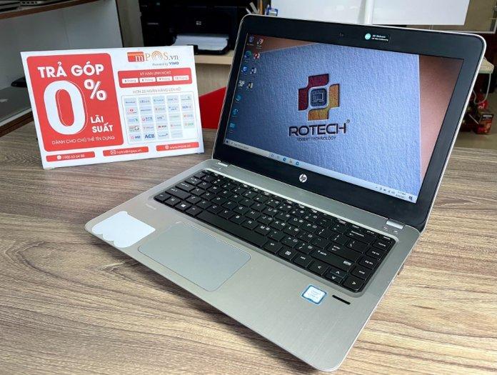 HP Probook 430-G4 i5-7200U 4GB SSD 128GB ZIN1