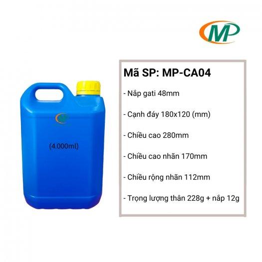 Can Nhựa 100Ml, Can Nhựa 1L, Can Nhựa 2L, Can Nhựa 4L, Can Nhựa 10L4