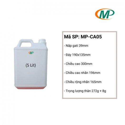 Can Nhựa 100Ml, Can Nhựa 1L, Can Nhựa 2L, Can Nhựa 4L, Can Nhựa 10L3