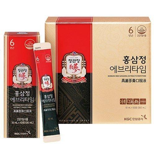 Tinh Chất Hồng Sâm Pha Sẵn Extract Everytime Original (30 gói)4