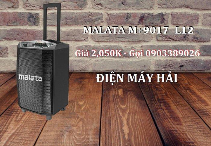 Loa kéo Malata L12 M+9017 chính hãng 100% giá rẻ nhất chỉ có 2,050K5