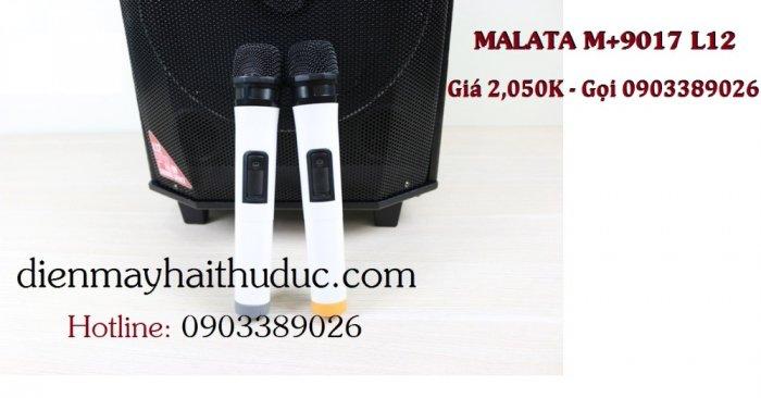 Loa kéo Malata L12 M+9017 chính hãng 100% giá rẻ nhất chỉ có 2,050K4