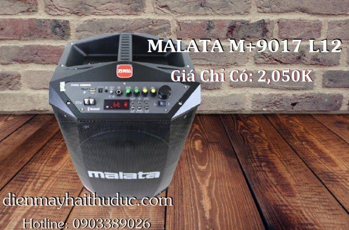 Loa kéo Malata L12 M+9017 chính hãng 100% giá rẻ nhất chỉ có 2,050K3