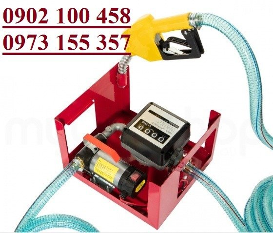 Bộ bơm dầu Mini NP8020 DC0