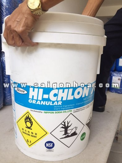 Chlorine Hi Chlon 70% Của Chlorine Nhật0