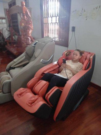 Ghế Massage Yamato Ym - 03 Orange Điều Khiển Giọng Nói2