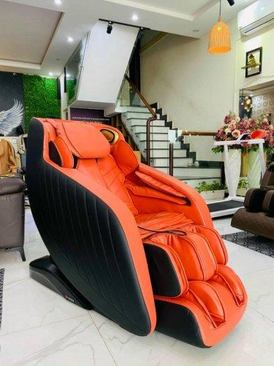 Ghế Massage Yamato Ym - 03 Orange Điều Khiển Giọng Nói1