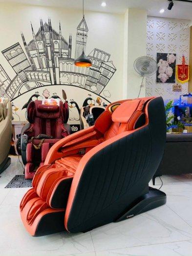 Ghế Massage Yamato Ym - 03 Orange Điều Khiển Giọng Nói0