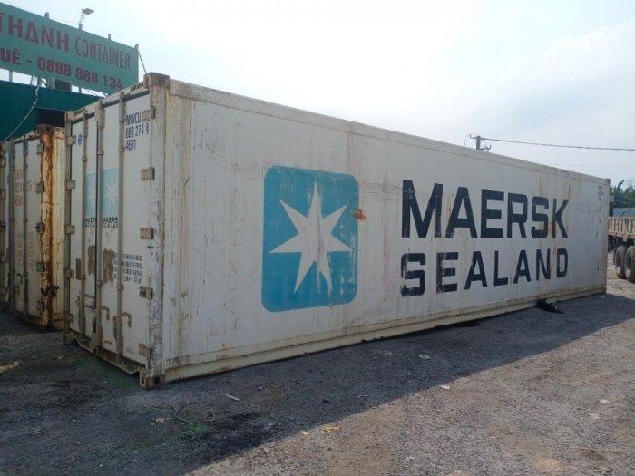 Container lạnh bảo quản thịt đông lạnh0