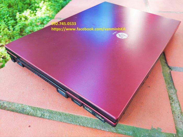 Thanh lý laptop HP Probook 4410s, học online, hát karaoke, giá đồng nát5