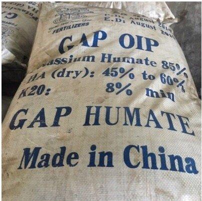 Acid humic, Kali humate 40-80% giá tốt1