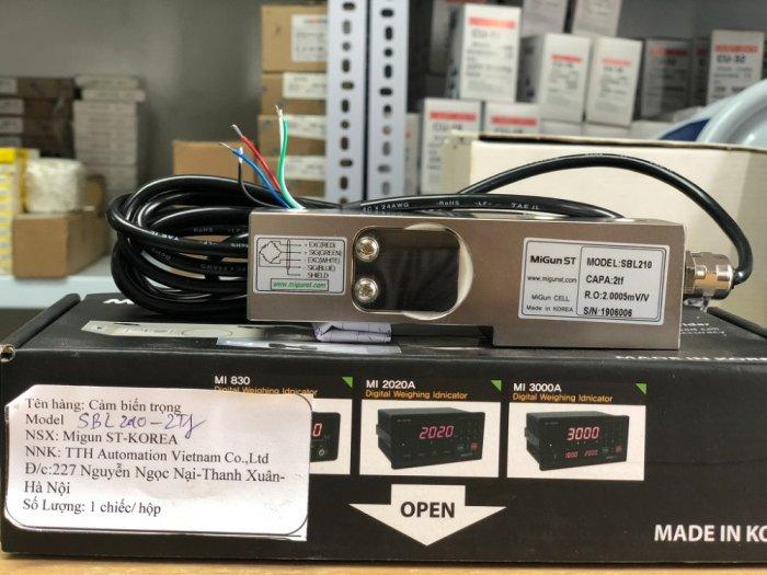 Loadcell thanh SBL210 chuyên dùng cho Cân trạm trộn, cân bồn, cân đóng bao...Báo Giá Đại Lý tại đây : 09153226921