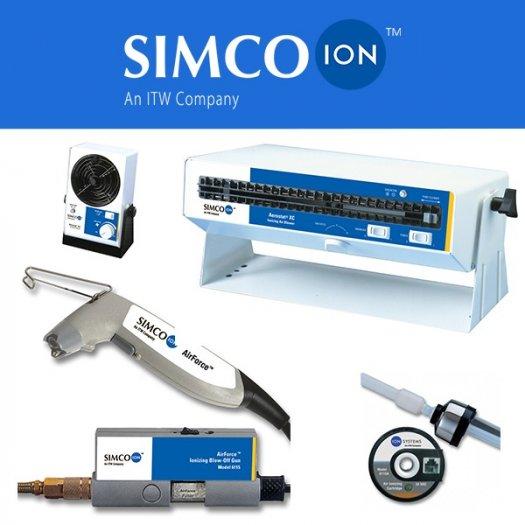 Simco-Ion giải pháp kiểm soát tĩnh điện1