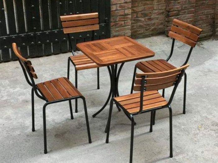 Bàn ghế cafe phá sỉ banh giá sỉ tại xưởng sản xuất anh khoa 36771