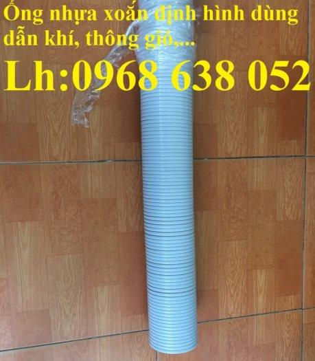 Mua ống nhựa định hình cho máy làm mát không khí, máy điều hòa di động tại Hà Nội0