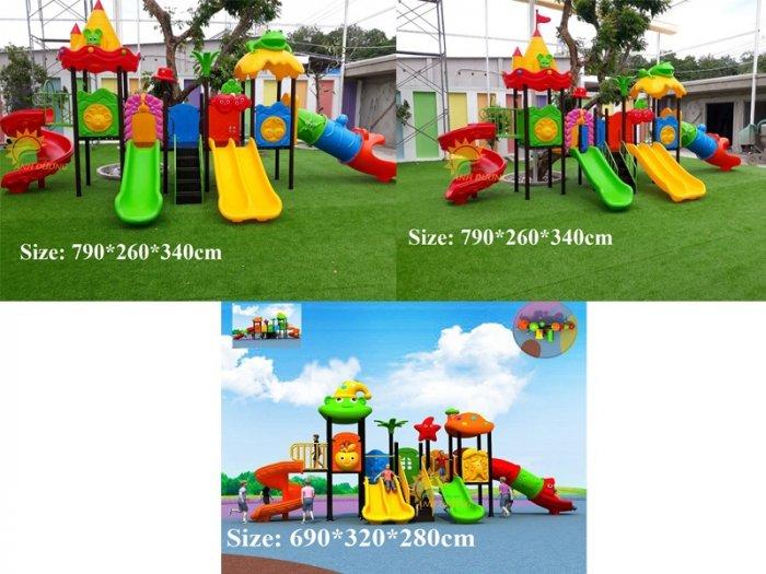 Bộ liên hoàn, cầu trượt, cầu tuột, cầu trượt liên hoàn, cầu tuột trẻ em2