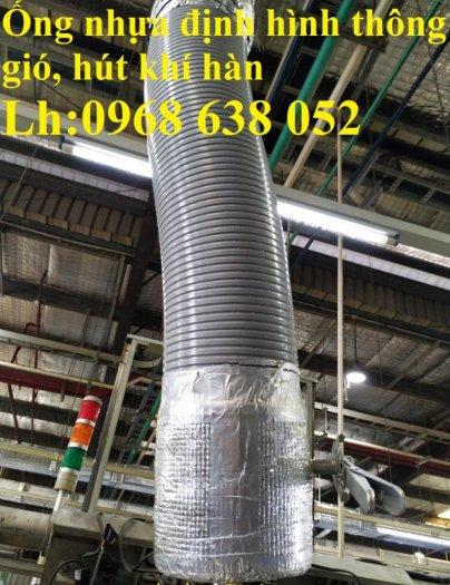 Cung cấp ống gió định hình dẫn khí, thổi khí điều hoà di động, điều hoà trung tâm giá rẻ6