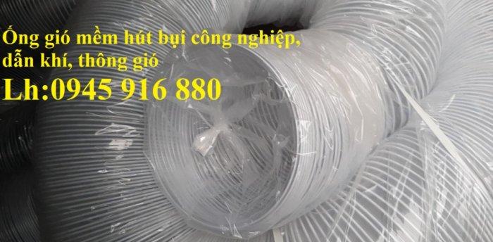 Cung cấp ống gió định hình dẫn khí, thổi khí điều hoà di động, điều hoà trung tâm giá rẻ3