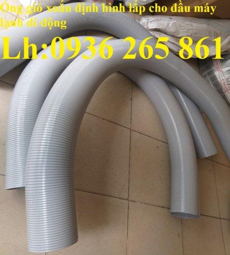 Mua ống gió xoắn định hình sử dụng dẫn khí lạnh cho cả người và làm mát linh kiện, máy móc điện tử tại Hà Nội21