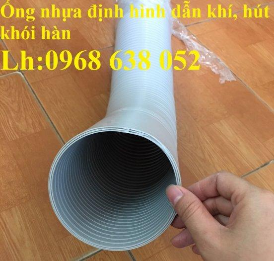 Mua ống gió xoắn định hình sử dụng dẫn khí lạnh cho cả người và làm mát linh kiện, máy móc điện tử tại Hà Nội16